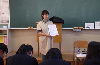20171101利府高校写真②