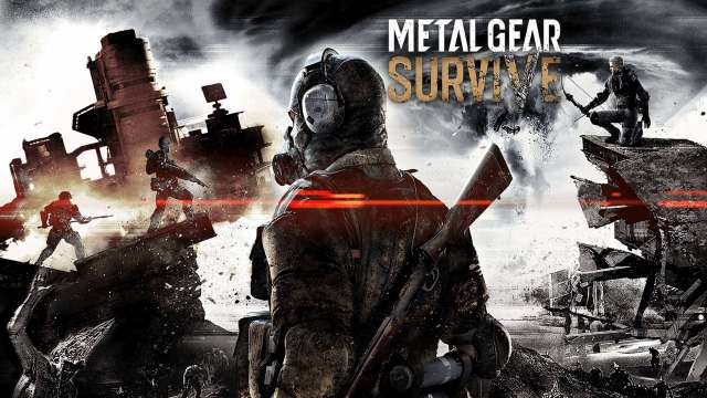 PC Steam METAL GEAR SURVIVE(メタルギア サヴァイヴ) ゲームコントローラー・ゲームパッド無効化方法、60fps上限解除・60fps制限解除方法