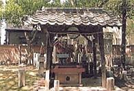 信太森神社姿見の井戸