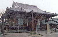 道明寺本堂