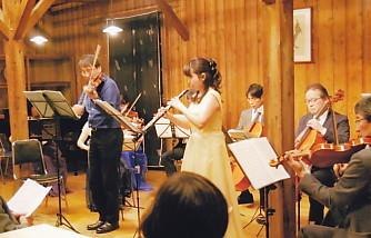 桜咲く2018VnOb協奏曲
