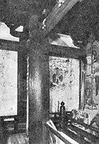 法隆寺金堂壁画焼失前