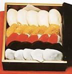 五色生菓子重箱