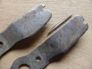 刈刃カット