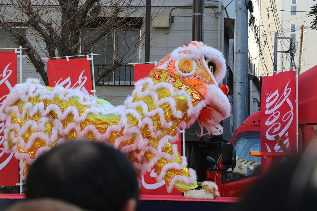 横濱中華學院校友会の獅子舞(4)_9