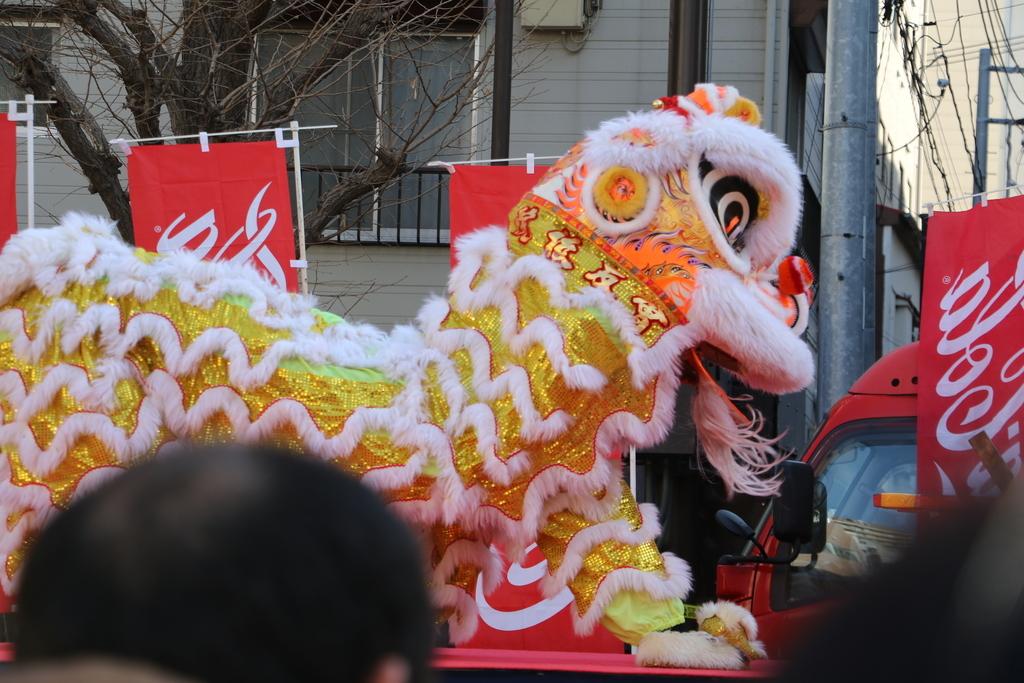 横濱中華學院校友会の獅子舞(4)_10