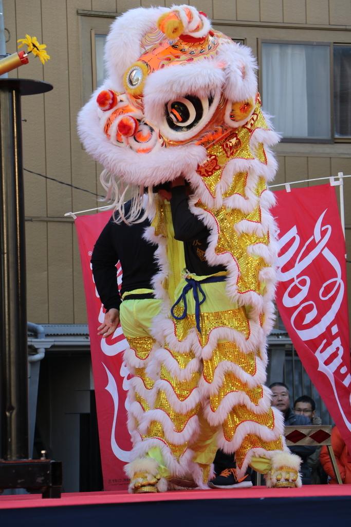 横濱中華學院校友会の獅子舞(1)_14
