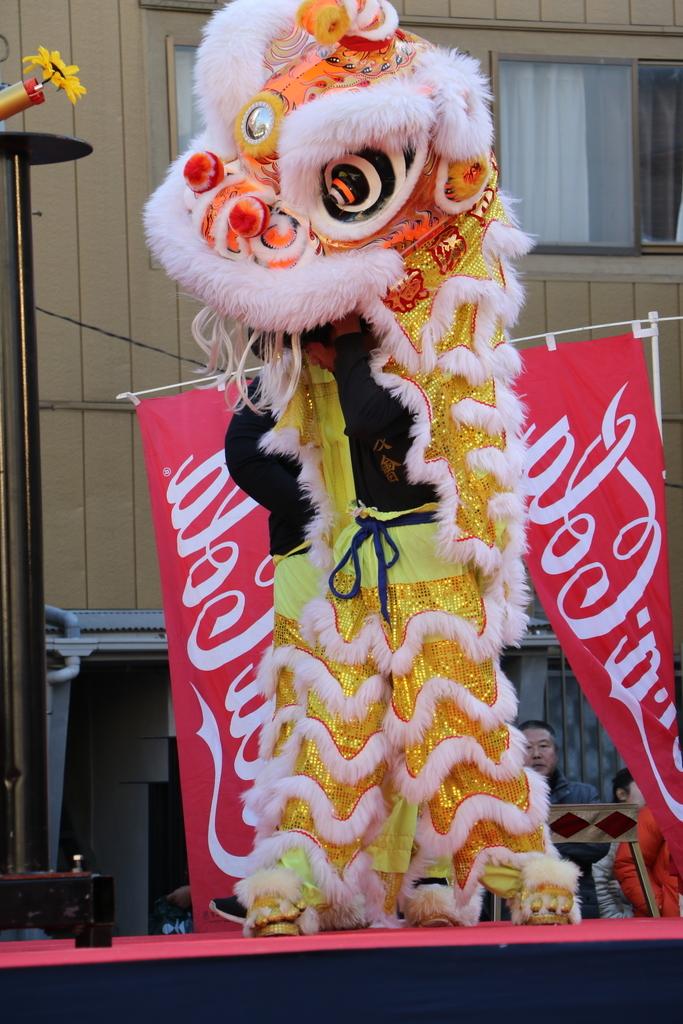 横濱中華學院校友会の獅子舞(1)_15