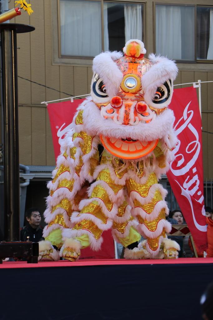 横濱中華學院校友会の獅子舞(1)_21
