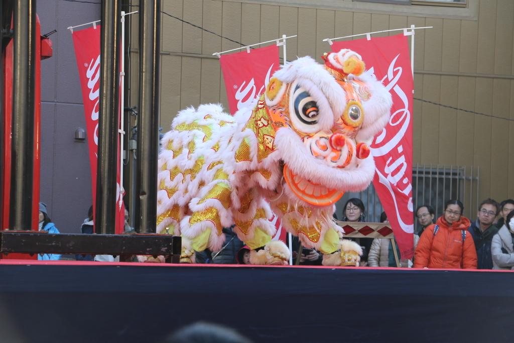 横濱中華學院校友会の獅子舞(2)_18