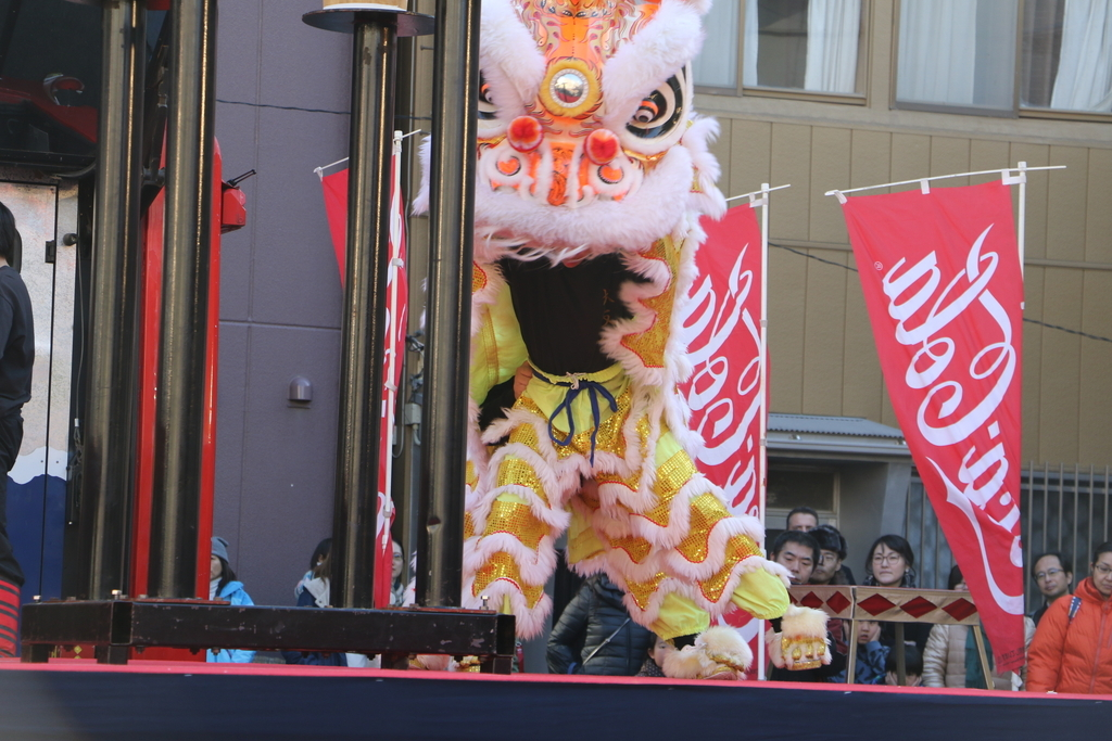 横濱中華學院校友会の獅子舞(2)_21