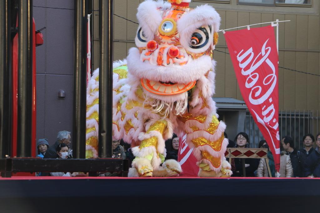 横濱中華學院校友会の獅子舞(3)_23