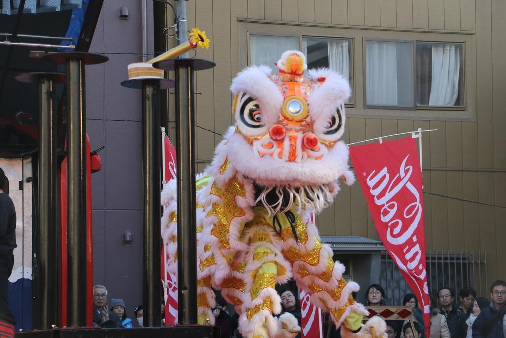 横濱中華學院校友会の獅子舞(3)_35