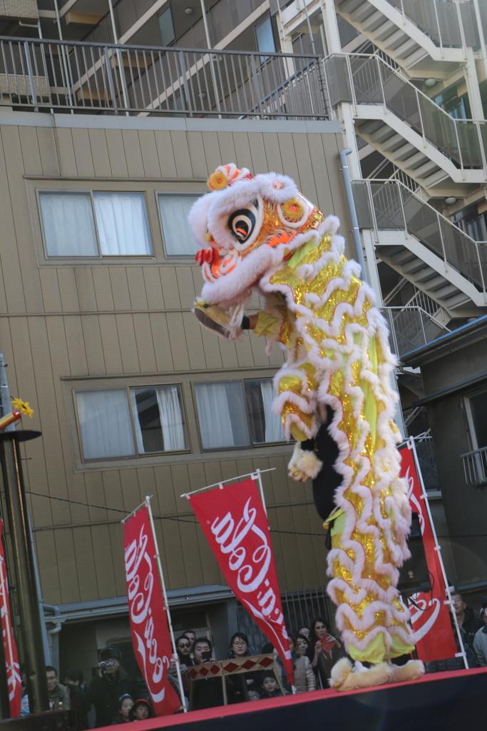 横濱中華學院校友会の獅子舞(3)_43