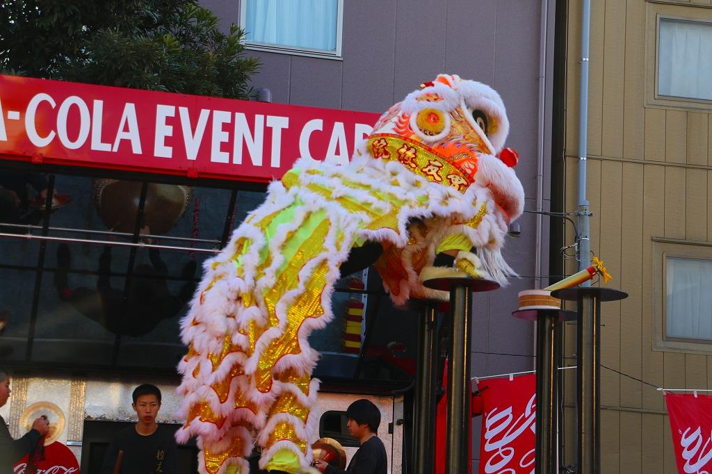 横濱中華學院校友会の獅子舞(7)_3