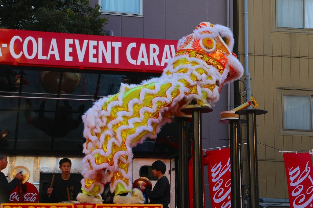 横濱中華學院校友会の獅子舞(7)_14