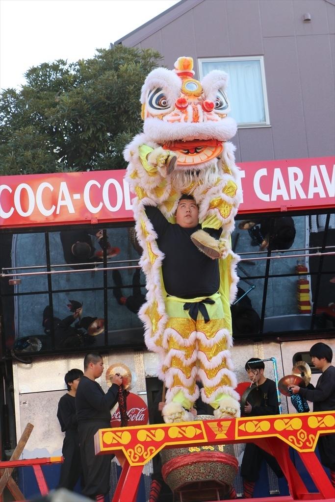 横濱中華學院校友会の獅子舞(8)_26
