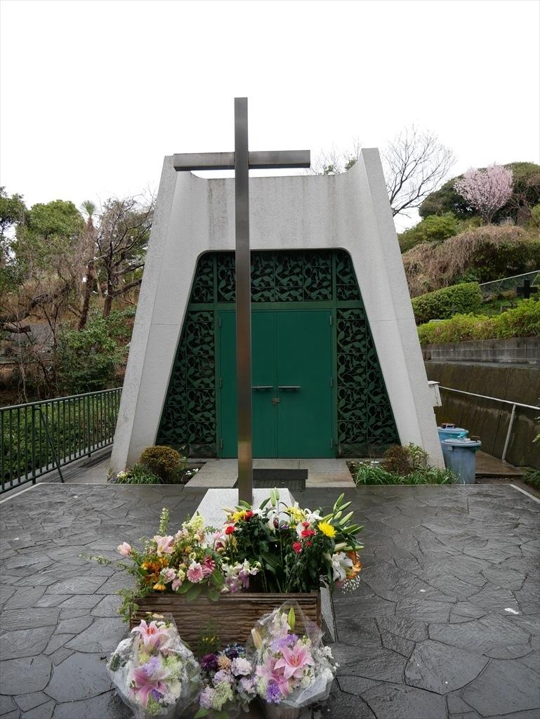 カトリック山手教会墓地_5