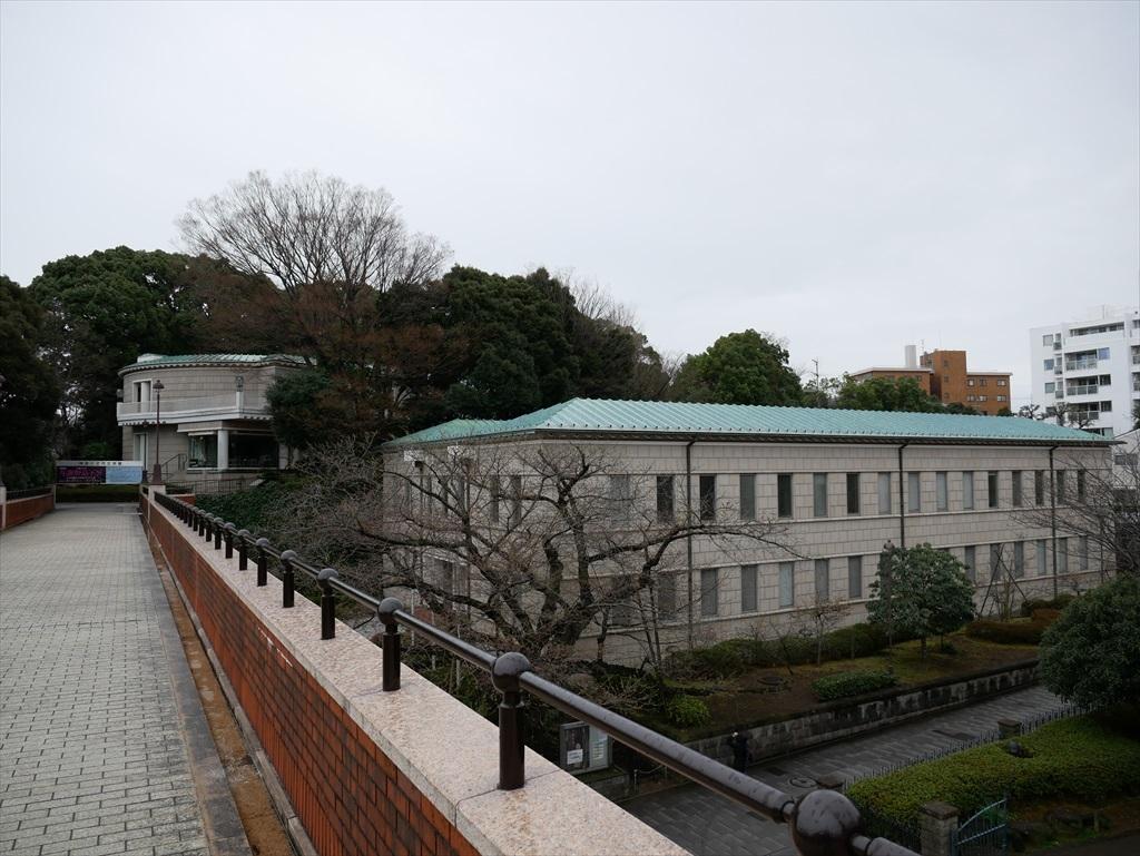 霧笛橋と神奈川近代文学館