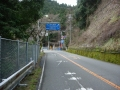 180310新千早トンネル横を通過