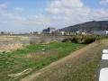 180310石川から大和川への合流部