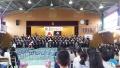 180316娘の卒業式