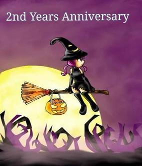 2nd years anniversary