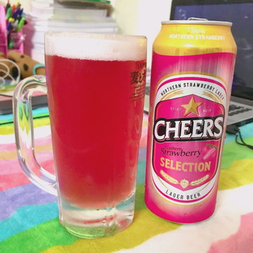 Cheers Beer strawberry (2)