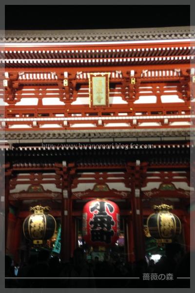 浅草寺 初詣 20180101