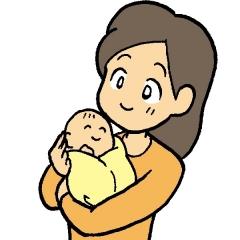 出産 育児 赤ちゃん