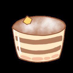 ティラミス ケーキ