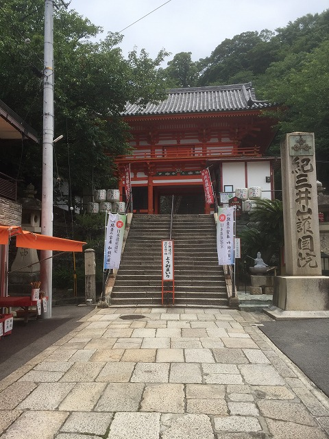 紀三井寺6月①