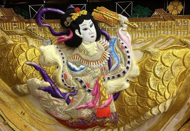 日本刺繍180303①