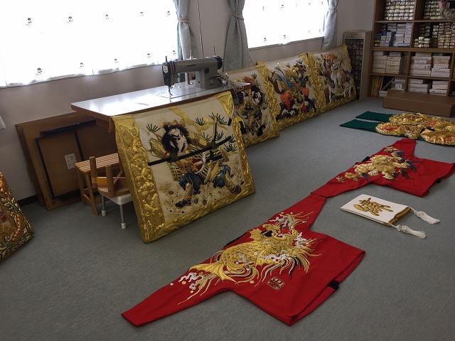 日本刺繍180303⑥