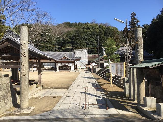 日本第一熊野神社180317①