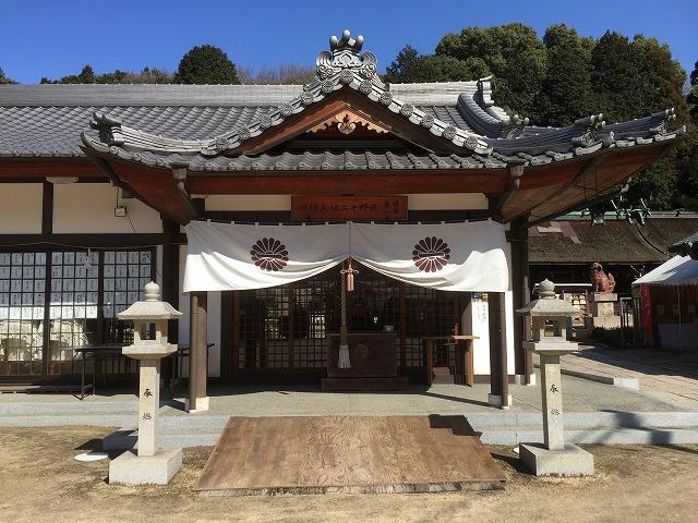 日本第一熊野神社180317②