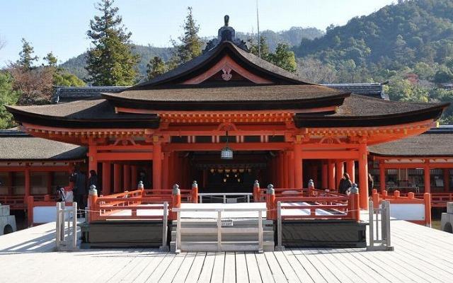 ④厳島神社