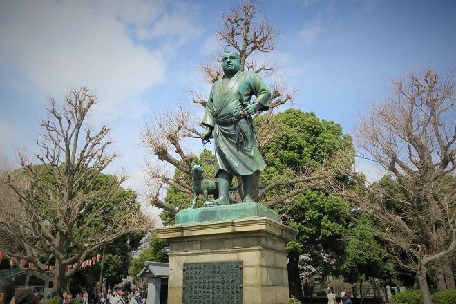 2018年 上野公園の桜(6)