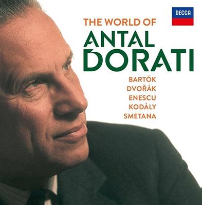 The World Of Antal Dorati【『最安値10CD』】アンタル・ドラティの世界