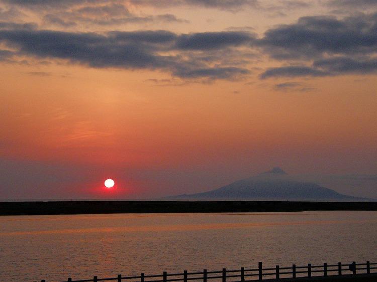 2009 北海道 一周の旅 10日目-2 幌延町サイクリング