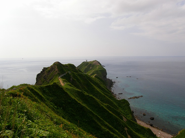 2009 北海道 一周 車中泊の旅 33日目 京極町~ワイス温泉~神威岬