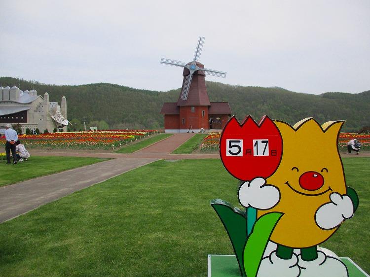 北海道 車中泊の旅 11日目   かみゆうべつチューリップ公園~コムケ国際キャンプ場