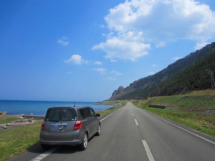 2014 北海道 車中泊の旅 8日目-2 宗谷丘陵~宗谷岬~エサヌカ線 ~紋別
