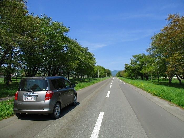 北海道 一周 車旅 16日目-1   帯広~千歳空港
