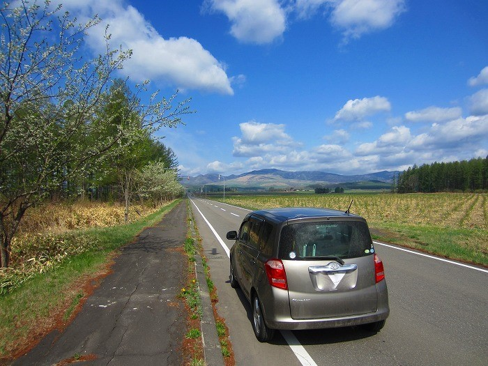 2014 北海道 車中泊の旅 14日目-1  ナイタイ高原牧場~ヌプカの里
