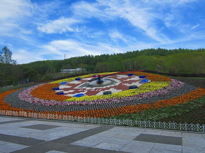 2014 北海道 車中泊の旅 19日目-1   ナウマン公園キャンプ場~幸福駅~十勝が丘公園