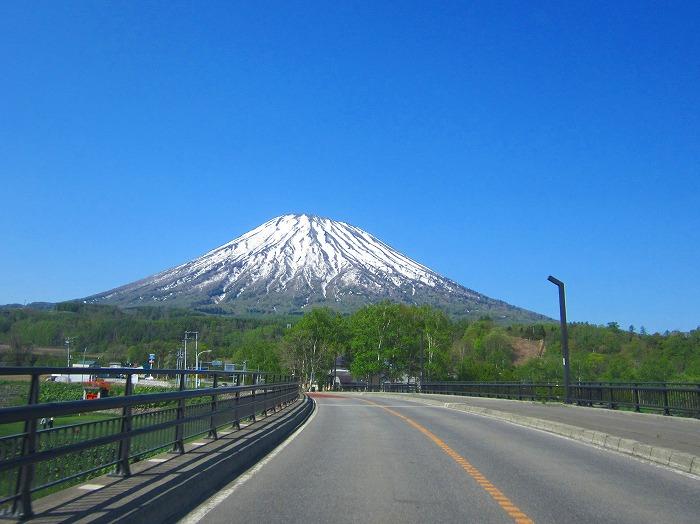 2014 北海道 車中泊の旅 23日目-1 羊蹄山 一周 サイクリング