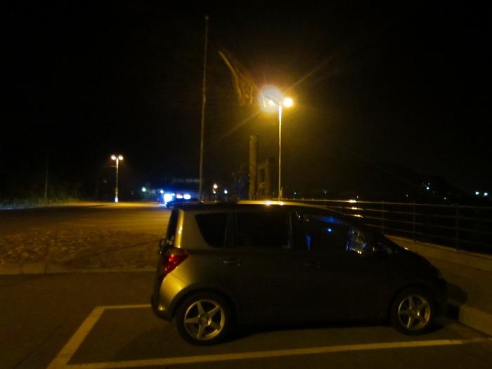 2014 北海道 車中泊の旅 27日目 函館市~夷王山~江差町