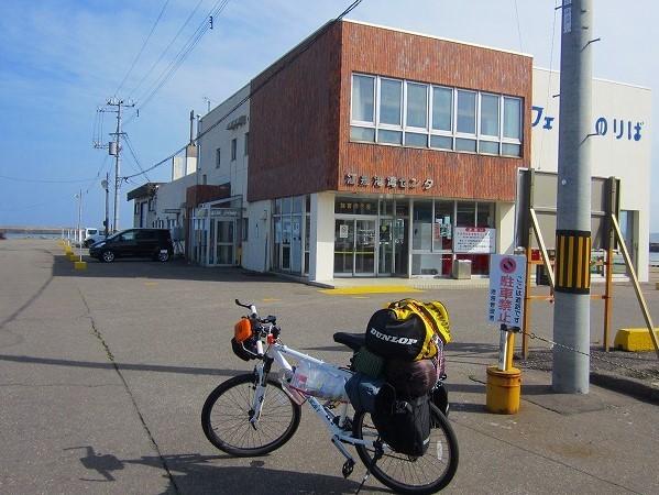 北海道 車中泊の旅 28日目-1   奥尻島 自転車で一周