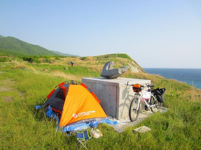 2014 北海道 車中泊の旅 28日目-2 奥尻島 一周